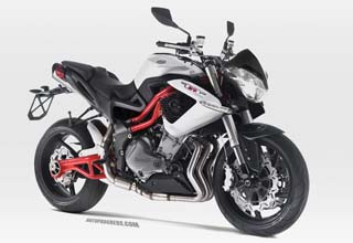 2011 Benelli Tornado Naked Tre TNT 899s! ACTION!