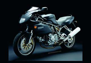 DUCATI Supersport 750 Sport