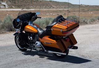HARLEY-DAVIDSON Touring Electra Glide Ultra Limited