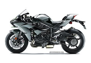 Kawasaki ninja h2 2017 fiche technique for 998 haute compression