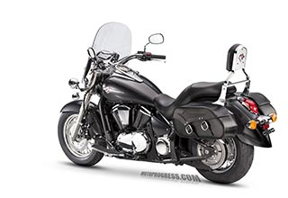 KAWASAKI Vulcan 900 Light Tourer