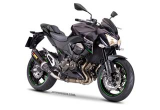 kawasaki z800 performance 2015 fiche technique. Black Bedroom Furniture Sets. Home Design Ideas