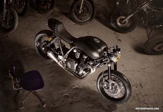 YAMAHA XJR 1300 Yard Built