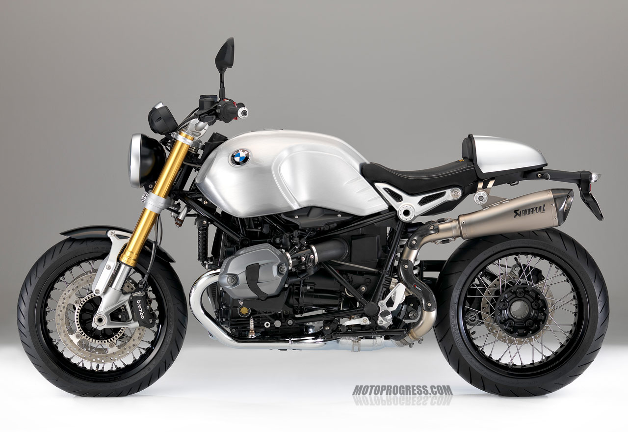 Bmw R Nine T 2015 Fiche Technique