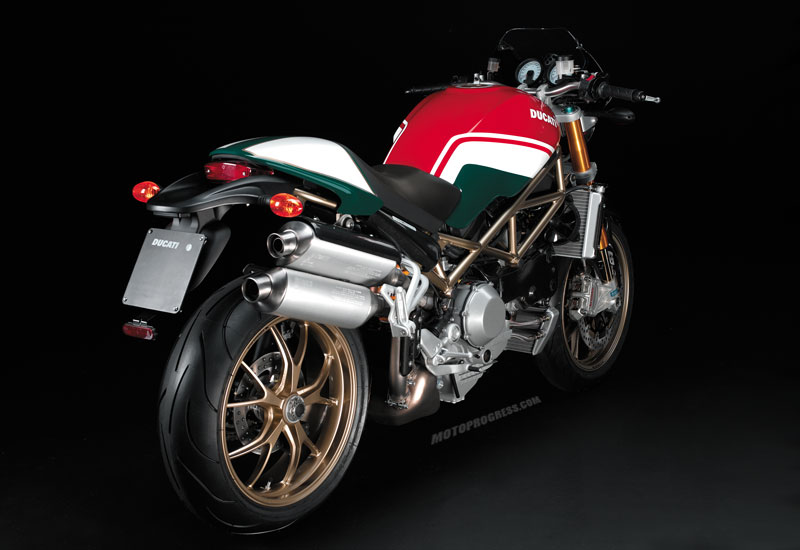 ducati monster s4r s tricolore 2008 fiche technique. Black Bedroom Furniture Sets. Home Design Ideas