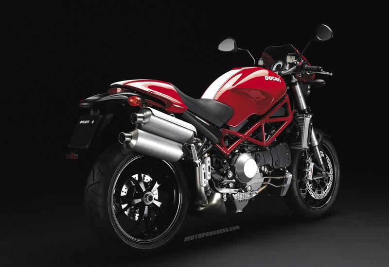 Ducati Monster S4r Testastretta 2007 Fiche Technique