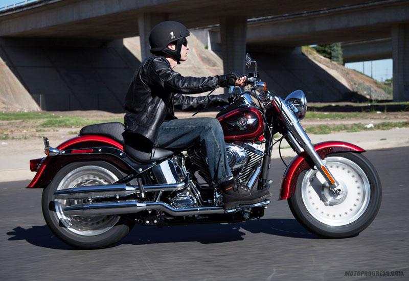 Fiche Technique Harley Davidson  Fat Boy