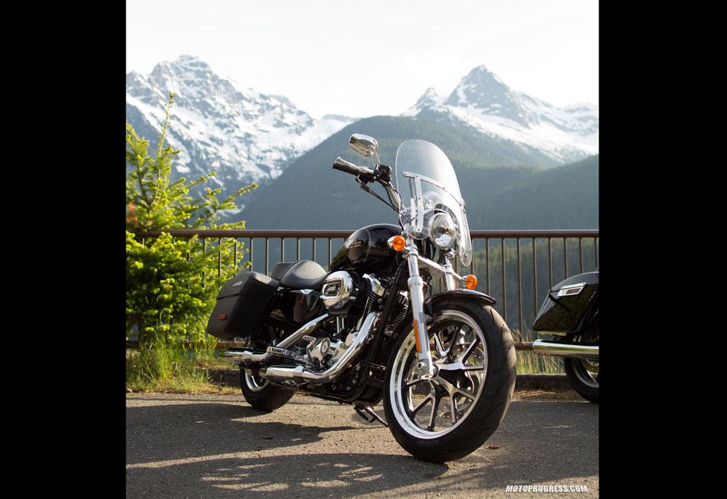 Tarif Harley Davidson Sportster T Super Low
