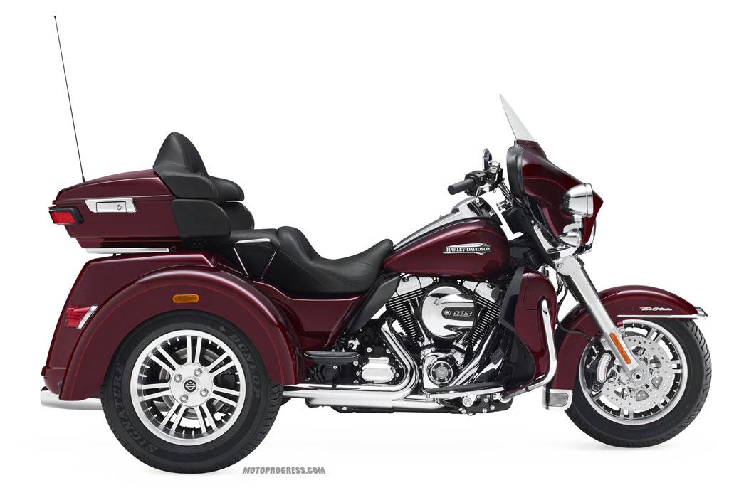 2015 2016 Harley Davidson Tri Glide Ultra: HARLEY-DAVIDSON Trike Tri Glide Ultra 2015 Fiche Technique