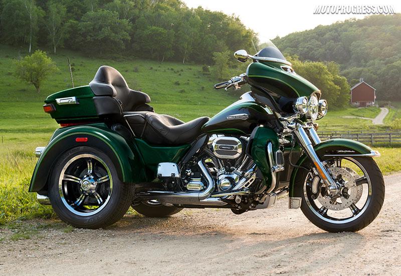 2016 Harley Davidson Tri Glide Trike Three Wheeler For: HARLEY-DAVIDSON Trike Tri Glide Ultra 2016 Fiche Technique