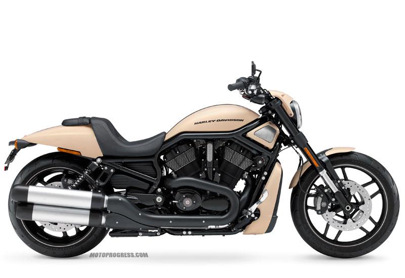 2012 Harley Davidson V Rod Night Rod Special: HARLEY-DAVIDSON V-Rod Night Rod Special 2014 Fiche Technique