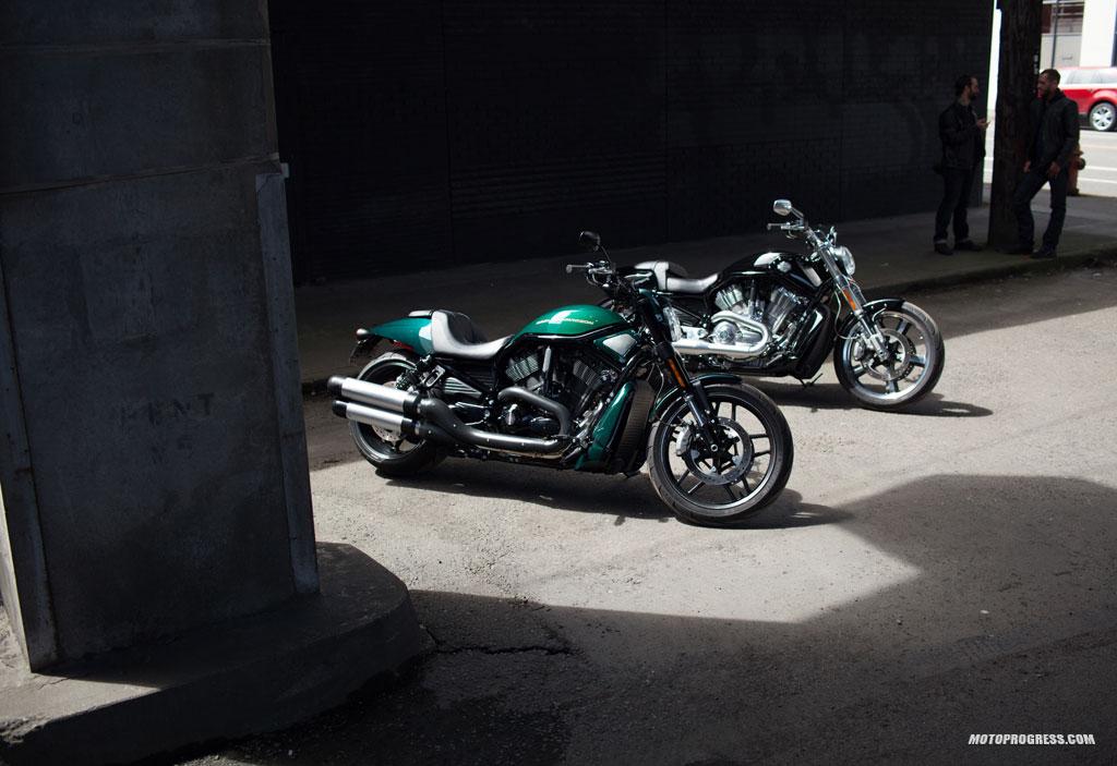 Harley Davidson V Rod Night Rod Special 2015 Fiche Technique