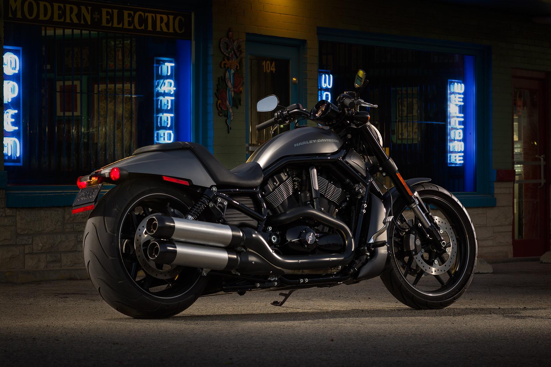 Harley Davidson Night Rod Fiche Technique