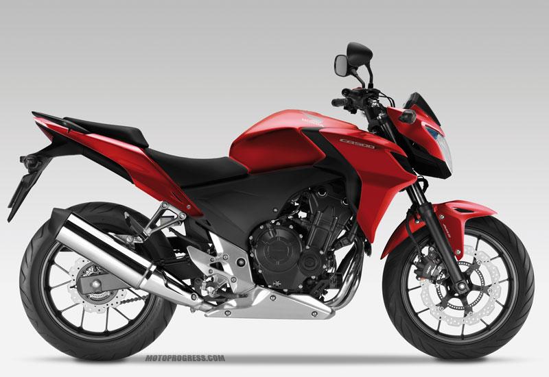 Мотоцикл Honda CB 500F 2013 Цена, Фото, Характеристики