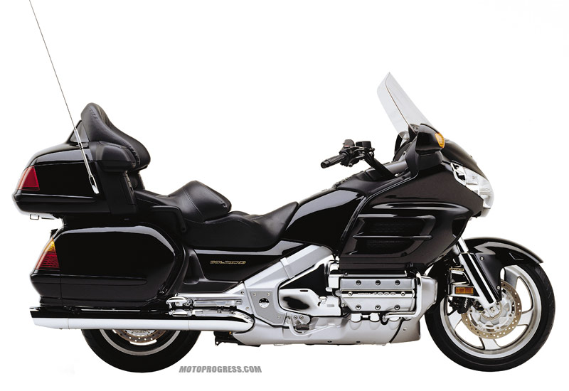 honda gl 1800 gold wing 2001 fiche technique. Black Bedroom Furniture Sets. Home Design Ideas