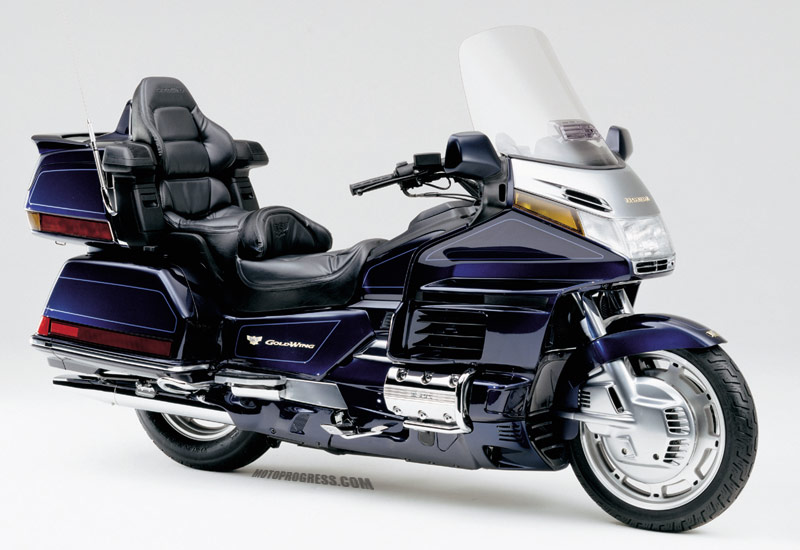 honda gl1500 se gold wing 2000 fiche technique