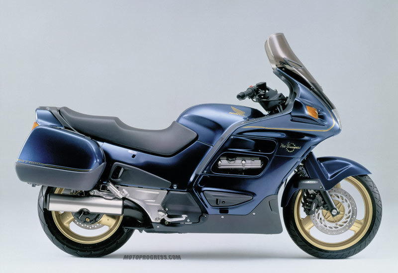 honda st 1100 pan european 2000 fiche technique. Black Bedroom Furniture Sets. Home Design Ideas
