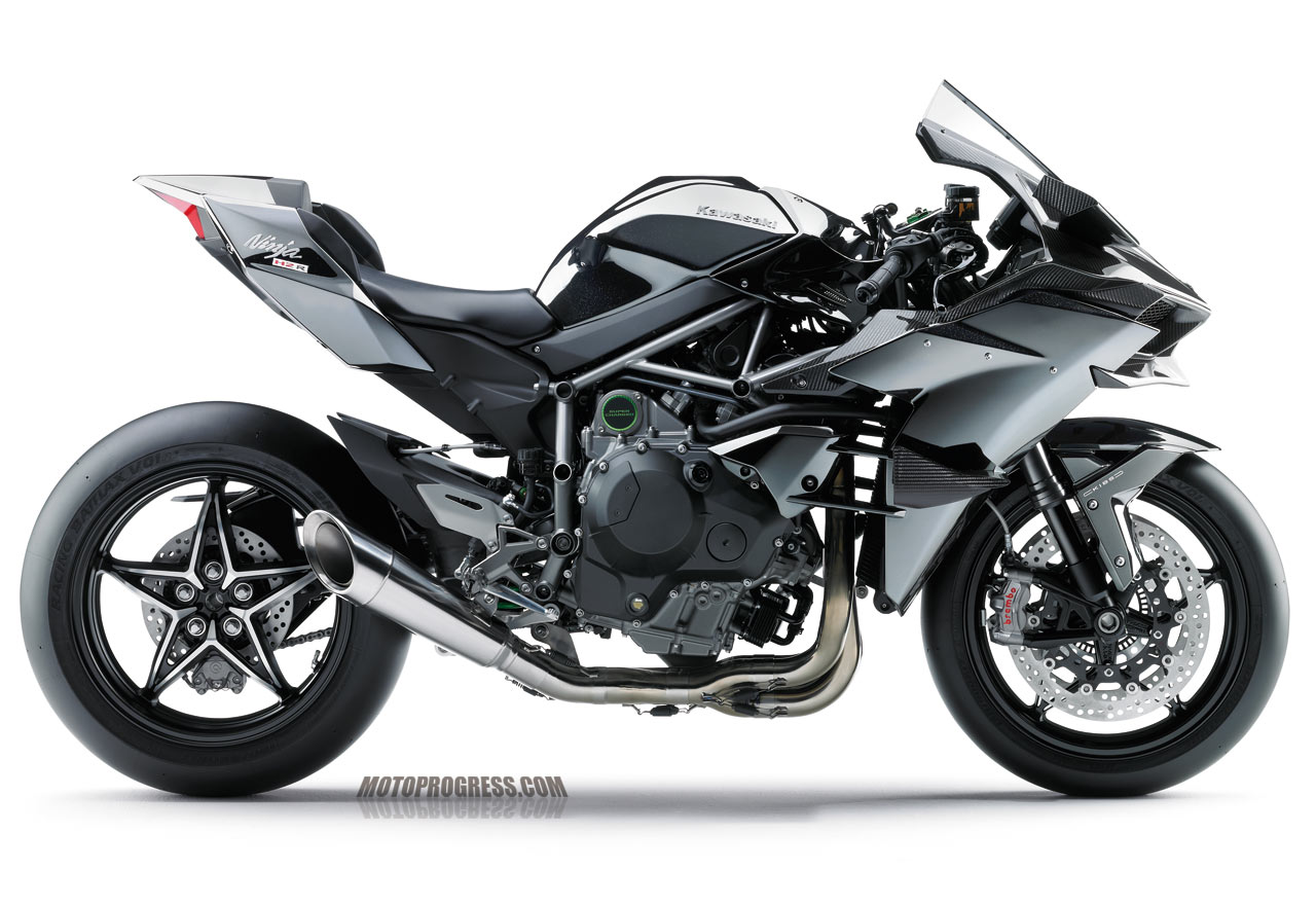 kawasaki ninja h2r 2016 fiche technique. Black Bedroom Furniture Sets. Home Design Ideas