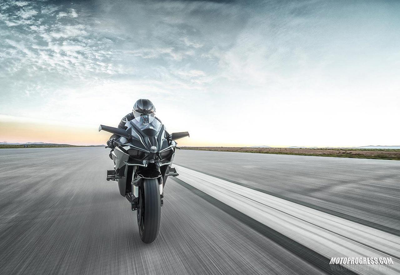 Kawasaki ninja h2r 2017 fiche technique for 998 haute compression