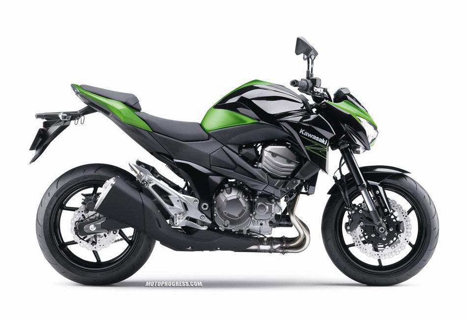 Kawasaki Z800 E 2015 Fiche Technique