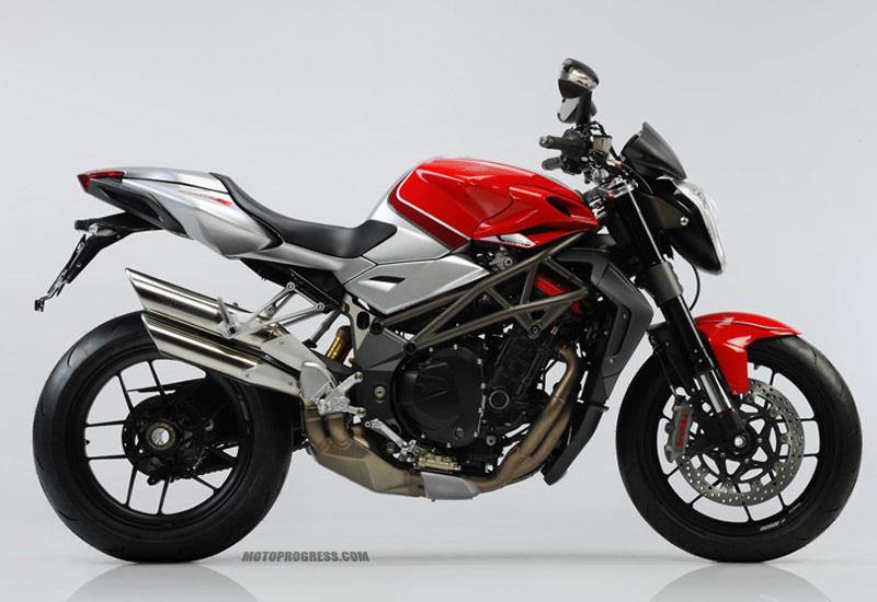 MV AGUSTA BRUTALE 1090 RR 2011 1090 cm3 | moto roadster