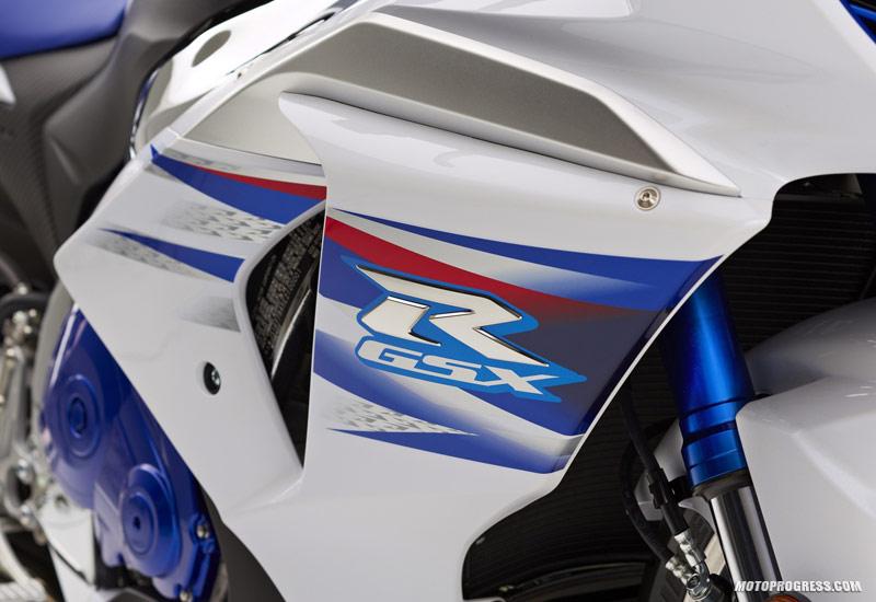 Fiche moto : SUZUKI GSX-R 1000 Special Edition 2014