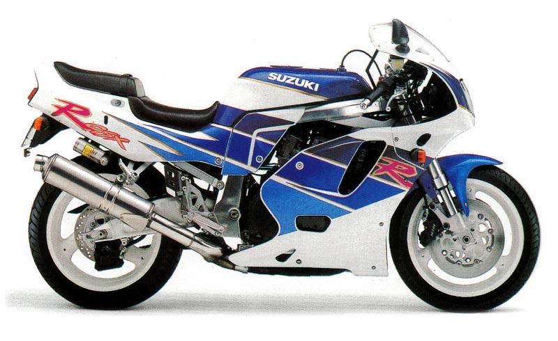 Suzuki Gsxf Fiche Technique