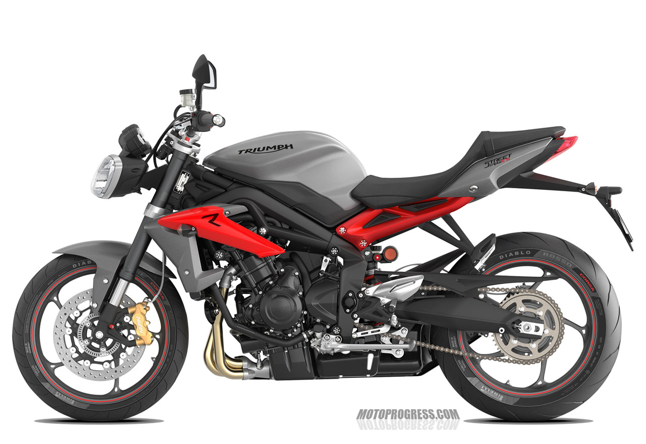 triumph street triple r 2015 fiche technique. Black Bedroom Furniture Sets. Home Design Ideas