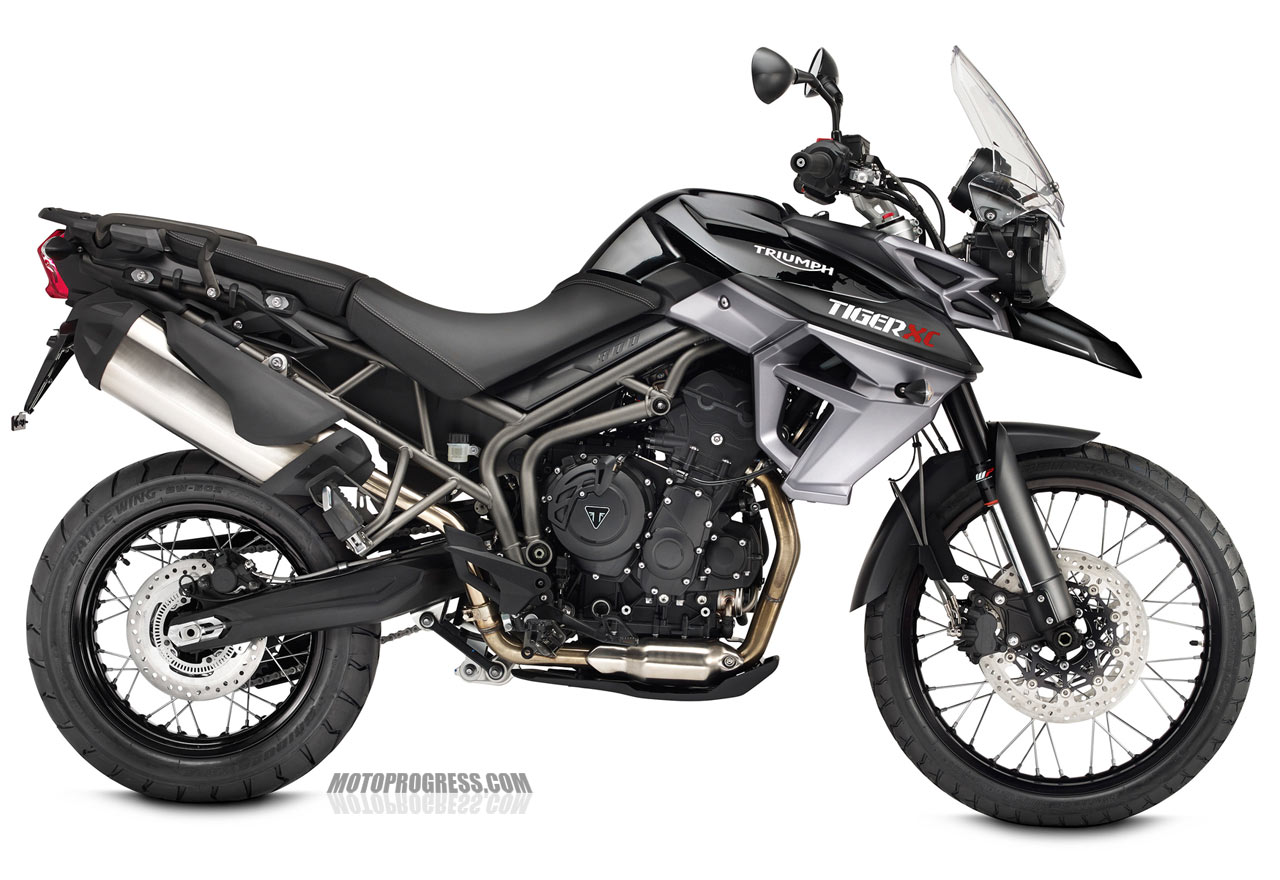 triumph tiger 800 xc 2015 fiche technique. Black Bedroom Furniture Sets. Home Design Ideas