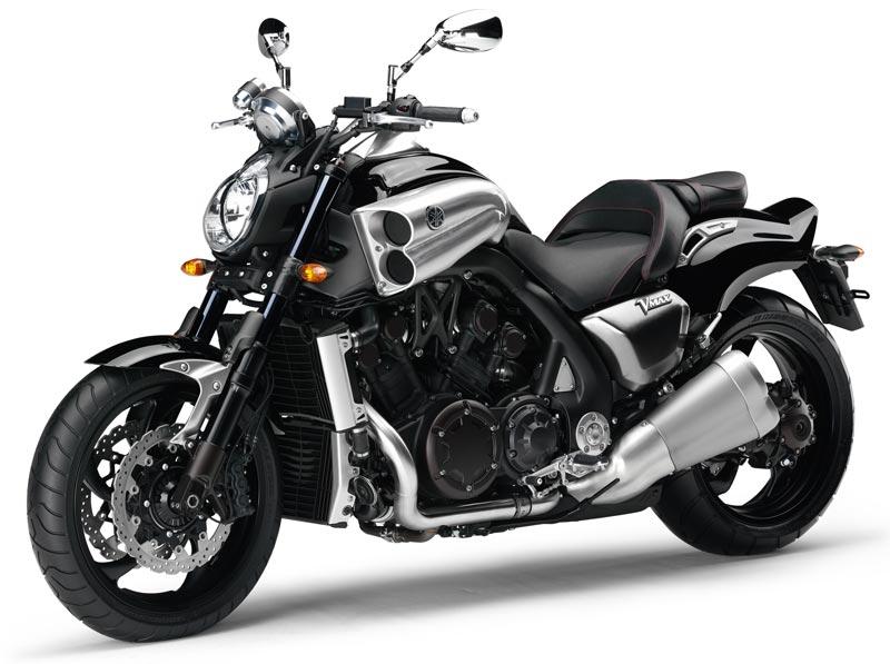 ESQUADRÃO MOTOCICLISTA: V-Max 2011 - Yamaha apresenta