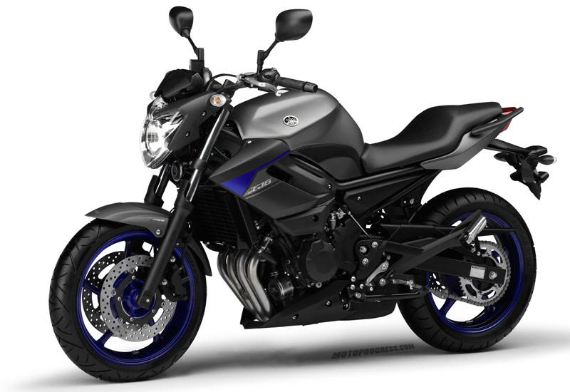 Yamaha XJ6 2013 - Modellnews