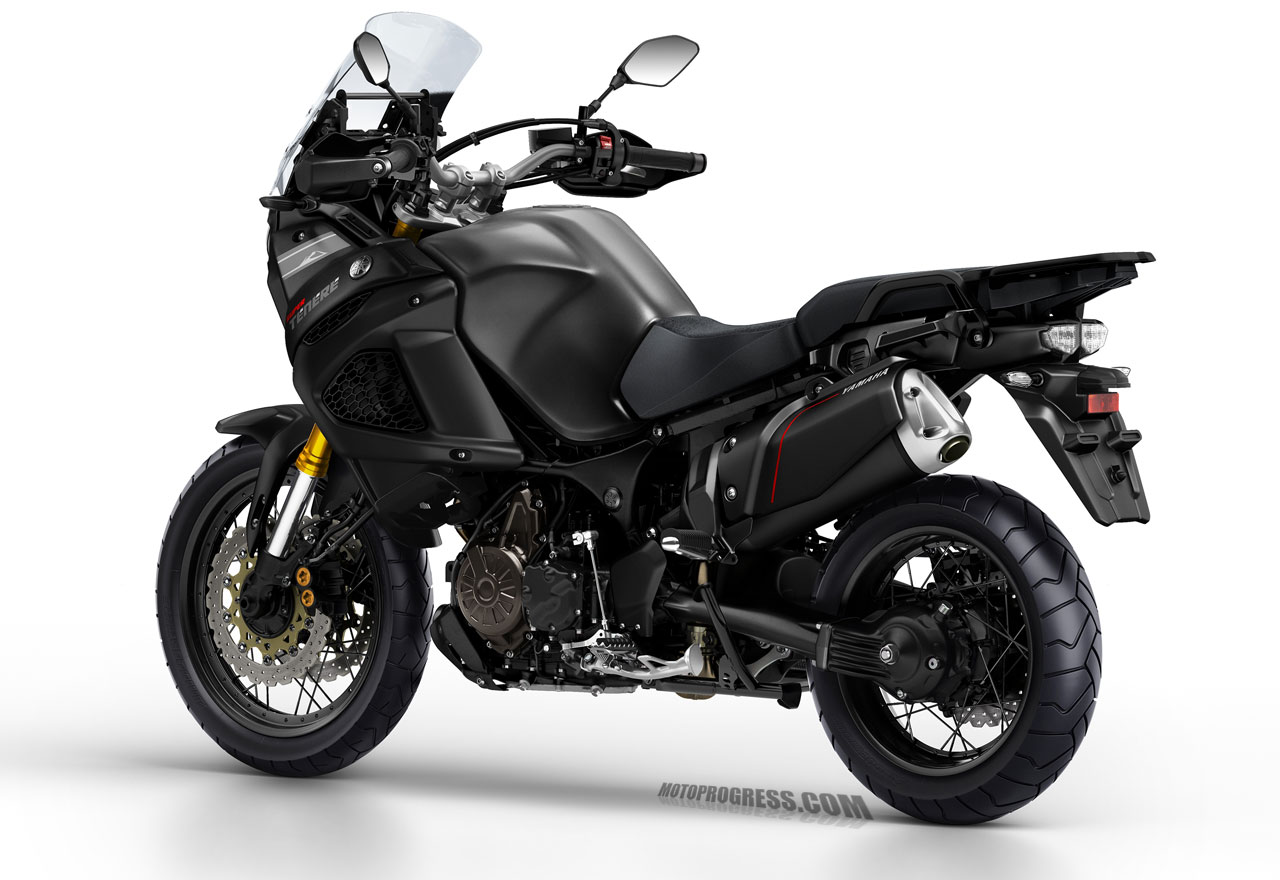 Yamaha Super Tenere Rumours For 2016 Motorcycle Review