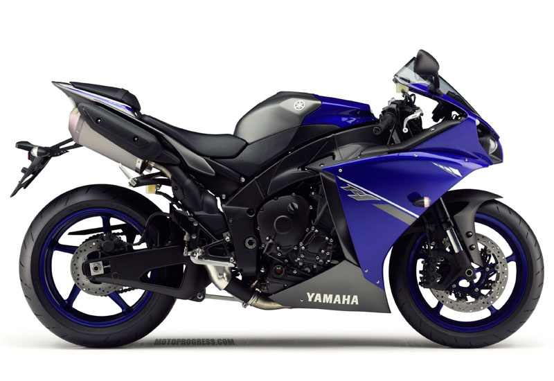 yamaha yzf r1 2013 fiche technique. Black Bedroom Furniture Sets. Home Design Ideas