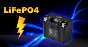 Batterie moto Lithium Ion LifePo4
