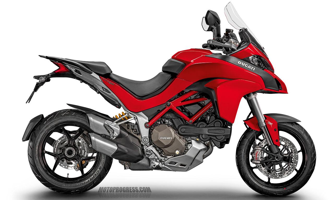 Ducati V4 Multistrada | GTAMotorcycle.com