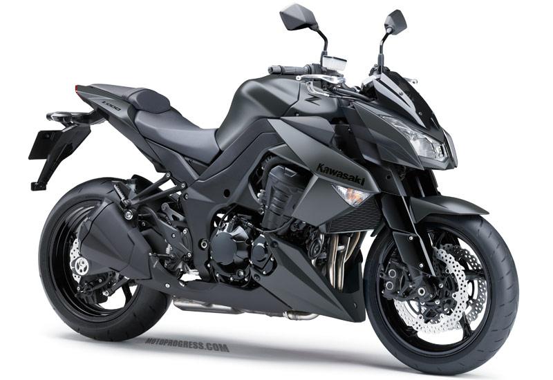 Nouveauté 2011 - Kawasaki Z 1000 SX : les photos
