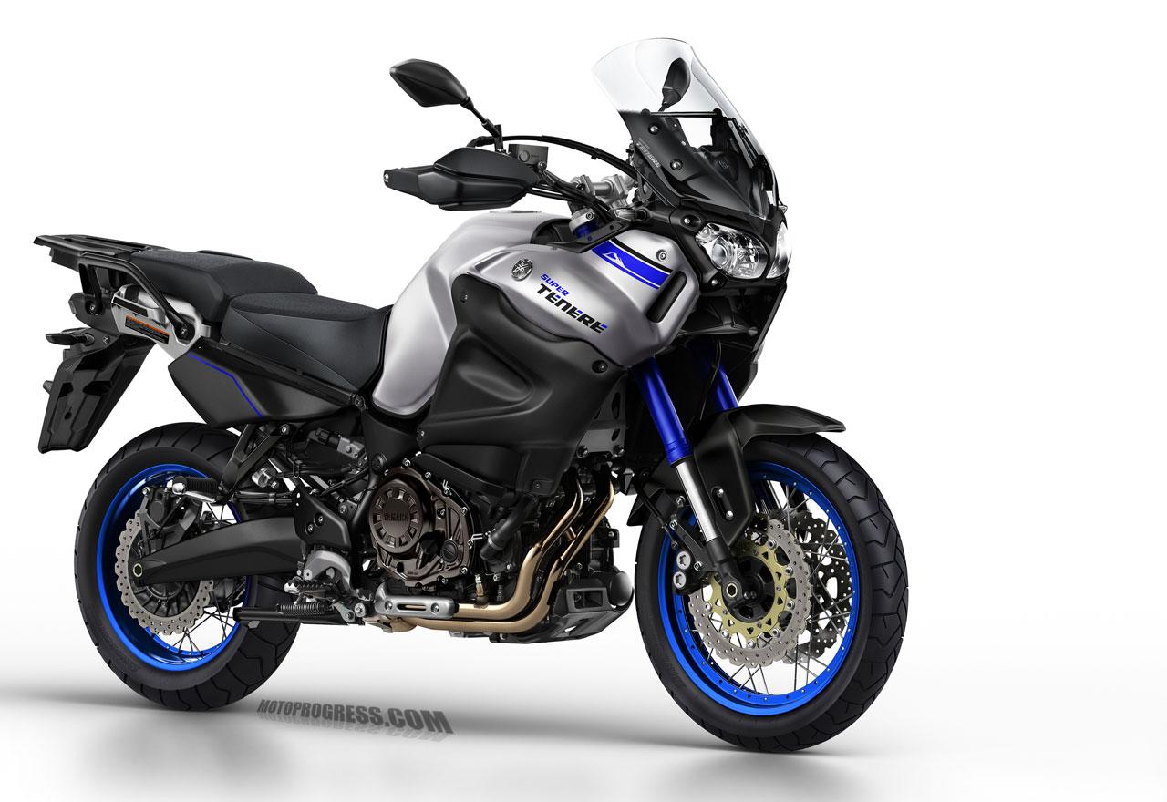 Motorrad Occasion kaufen YAMAHA XT 1200 ZE Super Tenere