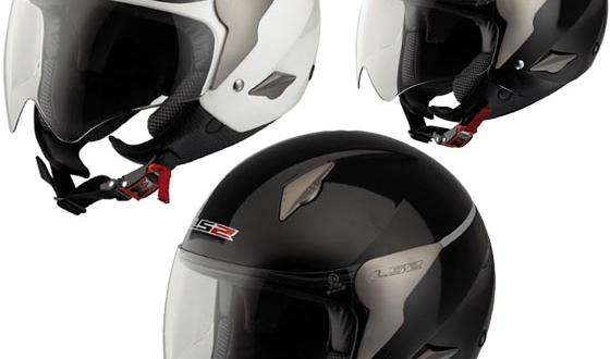casque Green Helmet LS2