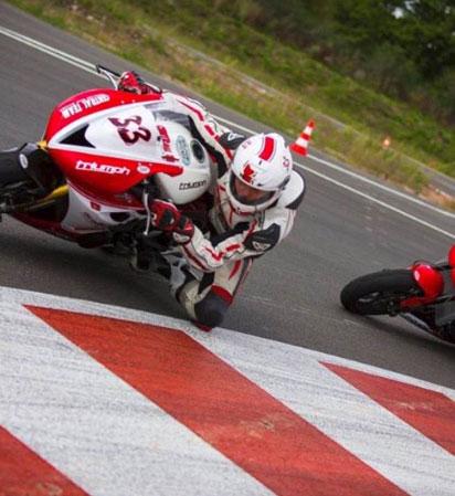 Circuit moto torcy 71