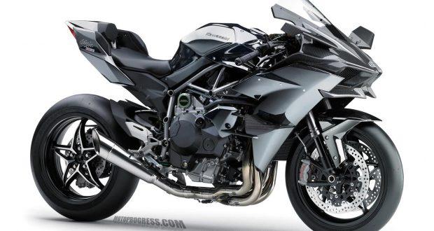 Kawasaki H2R
